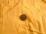Honey Gold Pure Cotton Jersey Knit Fabric # 3F-469