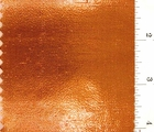 Copper Japanese Tissue Lame Fabric #ABC-615