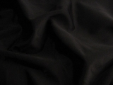 Black Nylon Spandex Knit Swimwear Fabric # 3F-241