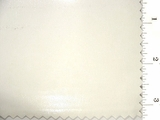 White Thin Poly Vinyl Fabric #ABC-628