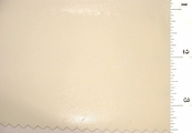 Ivory Thin Poly Vinyl Fabric #ABC-630
