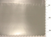 Silver Thin Poly Vinyl Fabric #ABC-633
