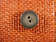 (36pcs) 2 holes Designer Buttons 7/8 inch Grey #bag-180