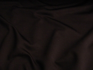 Black Washable Knit Fabric #3F-166