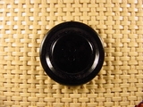 Designer 2 hole Buttons 1 1/8 inches Black #Bpiece-234