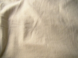 Eggshell White Single Knit Fabric # K-705