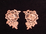 Venise Applique (Pair) #AP-67
