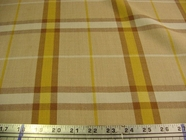 Italian Pure Double Wool Plaid Fabric # HD-56