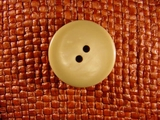 (36pcs) 2 holes Designer Buttons 1 inch Beige #bag-186