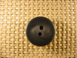 (36pcs) 2 holes Designer Buttons 7/8 inches Dark Grey #bag-235