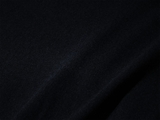 Navy Wool Blend Gabardine Fabric #NV-147