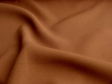 Rust Exclusive Crepe Fabric #NV-20