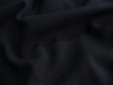 Navy Soft Linen Rayon Blend Fabric # 3F-198