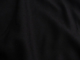 Dark Navy Designer Wool Dress Fabric # 3F-207