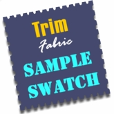 SAMPLE SWATCH - Purple Velvet Fabric # UU-385