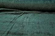 Novelty Velour Dark Bluish Grey Medium to Heavy weight Fabric # K-211