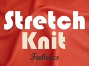 Stretch Knit Fabric