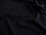 Navy Rayon Knit Fabric