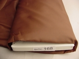 25 yards Medium Brown Lining Fabric #BATH-168