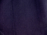 Navy Crepe Fabric with Interfacing #-NV-709
