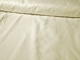 Natural White Pure Cotton Corduroy Fabric NV-261