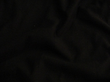 Pure Cotton Black Jersey Knit Fabric # 3F-230