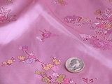 Soft Satin Prints Fabric #UU-91