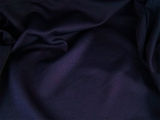 Navy Polyester Washable Knit Fabric # NV-516