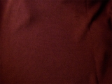 Burgundy Red Fine Ribbed Knit Fabric # K-536