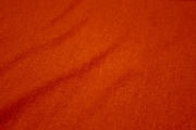 Autumn Red Orange Wool Flannel Blend