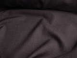 Night Sky Grey Worsted Wool Gabardine Fabric # WL-232
