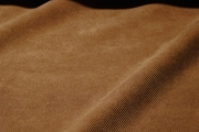 Taupe Tan Designer Soft Hand Twill Fabric #NV-368