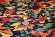 Autumn Leaves Acorn Print Decro Fabric #NV-680