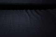 Navy Textured Crepe Fabric #NV-175