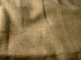 Italian Earthtone Textured Wool Dress Fabric # NV-316
