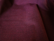High Twist Rayon Blend Fine Suiting Fabric Wine NV-4