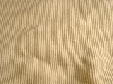 Natural Pure Cotton Rib Knit Fabric # 3F-402
