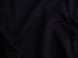 Navy Lightweight Cotton Linen Knit Fabric # 3F-259