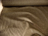 Brown Olive Beige Textured Pure Wool Suiting Fabric # WL-220