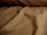 Italian Earth Tone Crepe-like Pure Wool Fabric 2 yards