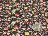 Floral Stretch Cotton Fabric #K-180