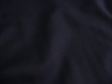 Navy Wool Gabardine Fabric # 3F-288