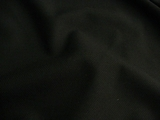 Luxurious Textured Black Wool Suiting Fabric # 3F-293