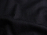 Navy Wool Gabardine Fabric # 3F-296