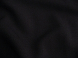 Dark Navy Soft Wool Gabardine Fabric # 3F-193