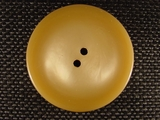 (12pcs) 2 holes Designer Buttons 1 1/2 inch Tan #bag-100