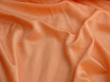 Peach Velour Fabric #K-693