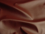 Brown Leather on Knit Fabric #UU-272