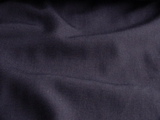 Dark Blue Linen Dress Fabric #3F-173