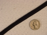 Black Beaded Edging #-LT-202